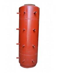 Буферная емкость 500 л с верхним и нижним теплообменником